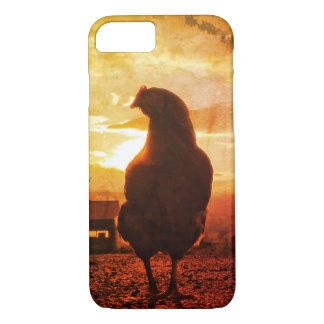 Poulet chanceux coque iPhone 7