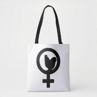 Poulet de Vénus Tote Bag