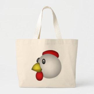 Poulet - Emoji Grand Tote Bag