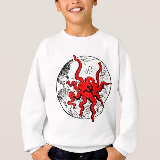 Poulpe communiste sweatshirt
