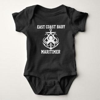Poulpe d'ancre de Maritimer de bébé de Côte Est Body