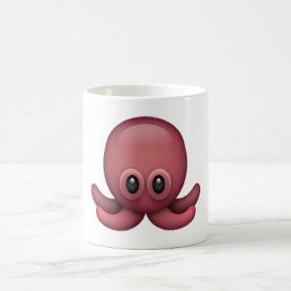 Poulpe - Emoji Mug