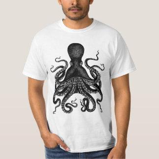 Poulpe géant - 20.000 T-shirts de Kraken de ligues