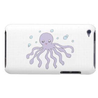 Poulpe pourpre mignon coque iPod touch Case-Mate