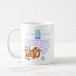 poulpe (z) avant, poulpe (z) arrière mug