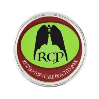 POUMONS RESPIRATOIRES de BATTE de RCP par Pin's