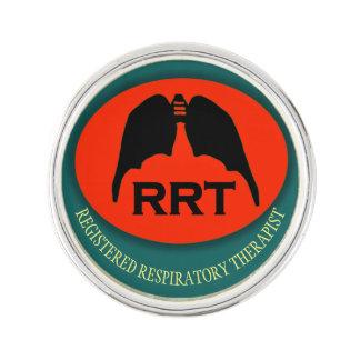 POUMONS RESPIRATOIRES de BATTE de RRT par Pin's