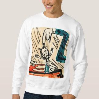 Poupée de chiffon sweatshirt