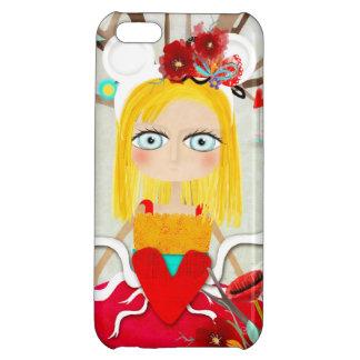 Poupée japonaise de geisha - Sakura Coques iPhone 5C