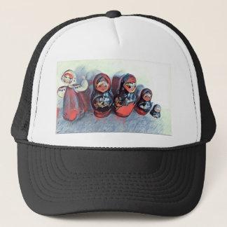 Poupées de danse casquette