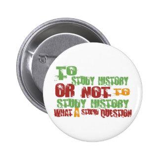 Pour étudier l'histoire badges