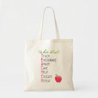Pour faire la liste pour la typographie d'Apple de Sacs