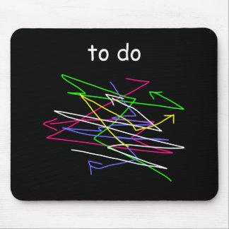pour faire le mousepad tapis de souris