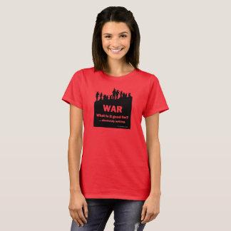 Pour Guerre-quoi est-ce bon ? - Le T-shirt rouge 1