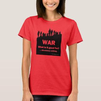 Pour Guerre-quoi est-ce bon ? - Le T-shirt rouge 2