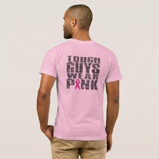 Pour la chemise de conscience de cancer du sein de t-shirt