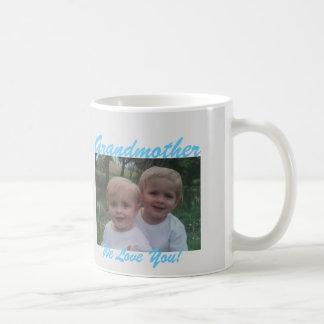 pour la grand-mère ajoutez votre tasse de cadeau