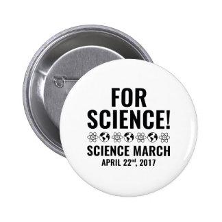 Pour la Science ! Badge