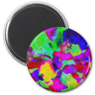 Pour l'amour de couleur - kaléidoscope aimant