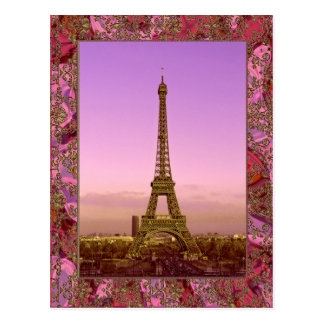 Pour l'amour de la carte postale de Paris