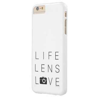 Pour l'amour du cas de l'iPhone 6/6s de Coque iPhone 6 Plus Barely There