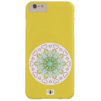 Pour l'amour du cas de téléphone de Fae Coque Barely There iPhone 6 Plus