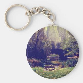 Pour l'amour - porte-clés de pont de Gapstow