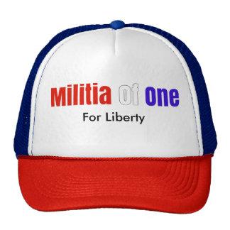 Pour le casquette de camionneur de liberté