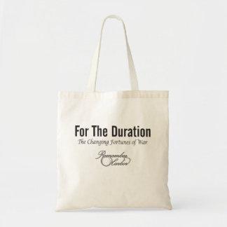 Pour le sac fourre-tout à titre de durée