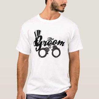 Pour le T-shirt de marié