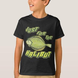 Pour le T-shirts et les cadeaux de pêche de flétan