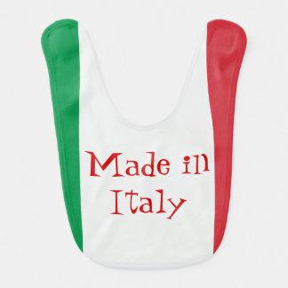 Pour les bébés italiens ! bavoirs pour bébé