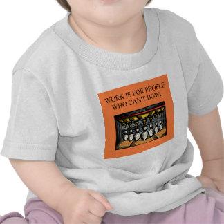 pour les fanatiques bowking t-shirt