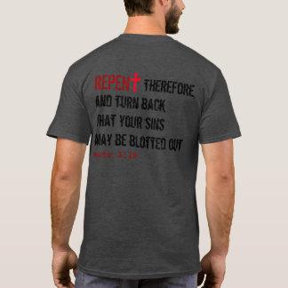 pour LUI (adulte) : REPENTISSEZ-VOUS + Agit le T-shirt