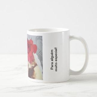 Pour quelqu'un spécial ! mug blanc