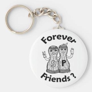 Pour toujours amis ? Porte - clé Porte-clé Rond