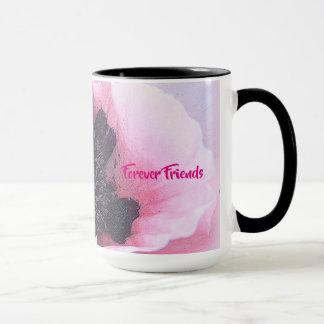 Pour toujours tasse d'amis