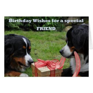 Pour un ami spécial cartes
