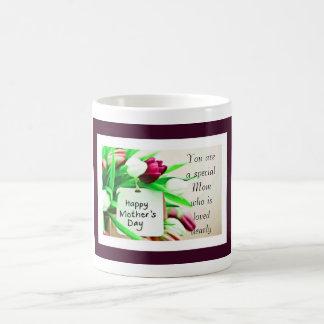 Pour une maman spéciale mug blanc