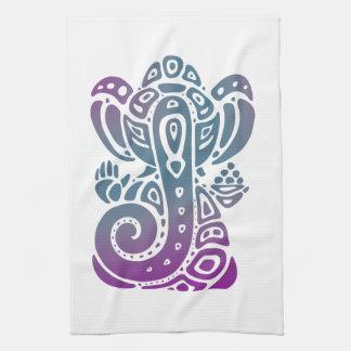POURPRE de Ganesh Serviettes Pour Les Mains
