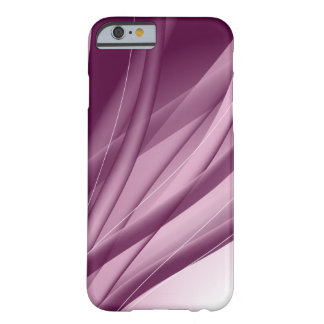 Pourpre et beau coque iPhone 6 barely there