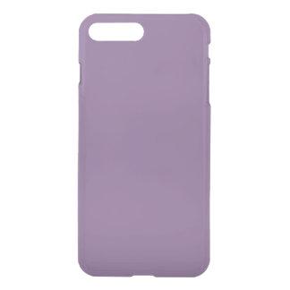 Pourpre personnalisable moderne de lavande coque iPhone 7 plus