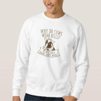 Pourquoi faites l'usage Bells de vaches Sweatshirt