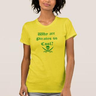 Pourquoi sont-ils les pirates ainsi le cool ? t-shirt