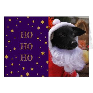 Poursuivez la carte de Noël de photo ou ajoutez