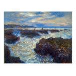 Pourville par Claude Monet Cartes Postales