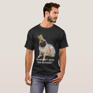 Pousse de la Reine le carlin Mcnugget T-shirt