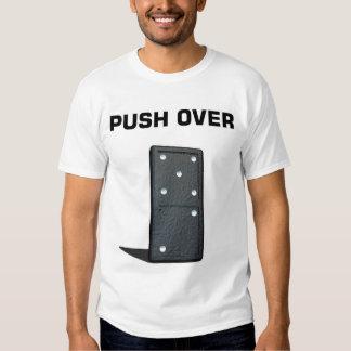 Poussez plus de t-shirt