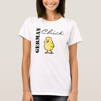 Poussin allemand t-shirt