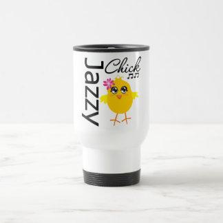 Poussin bariolé 1 tasse à café
